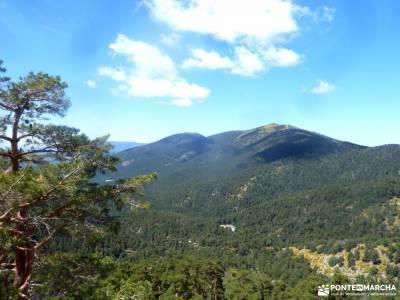 Siete Picos[Serie clásica]:Sierra del Dragón;senderos del jerte senderismo en asturias rutas por e